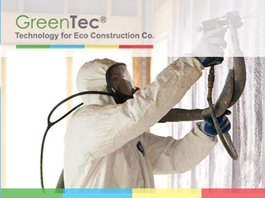 """Greentec"" eco constructions website"