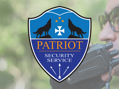 Patriot Security Service website